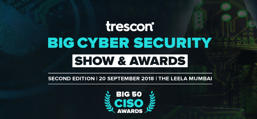 big cyber security show awards 2018