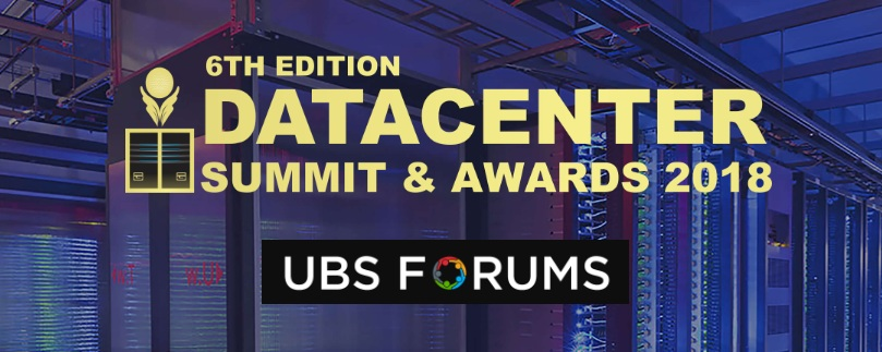 DataCenter Summit and Awards 2018 Banner